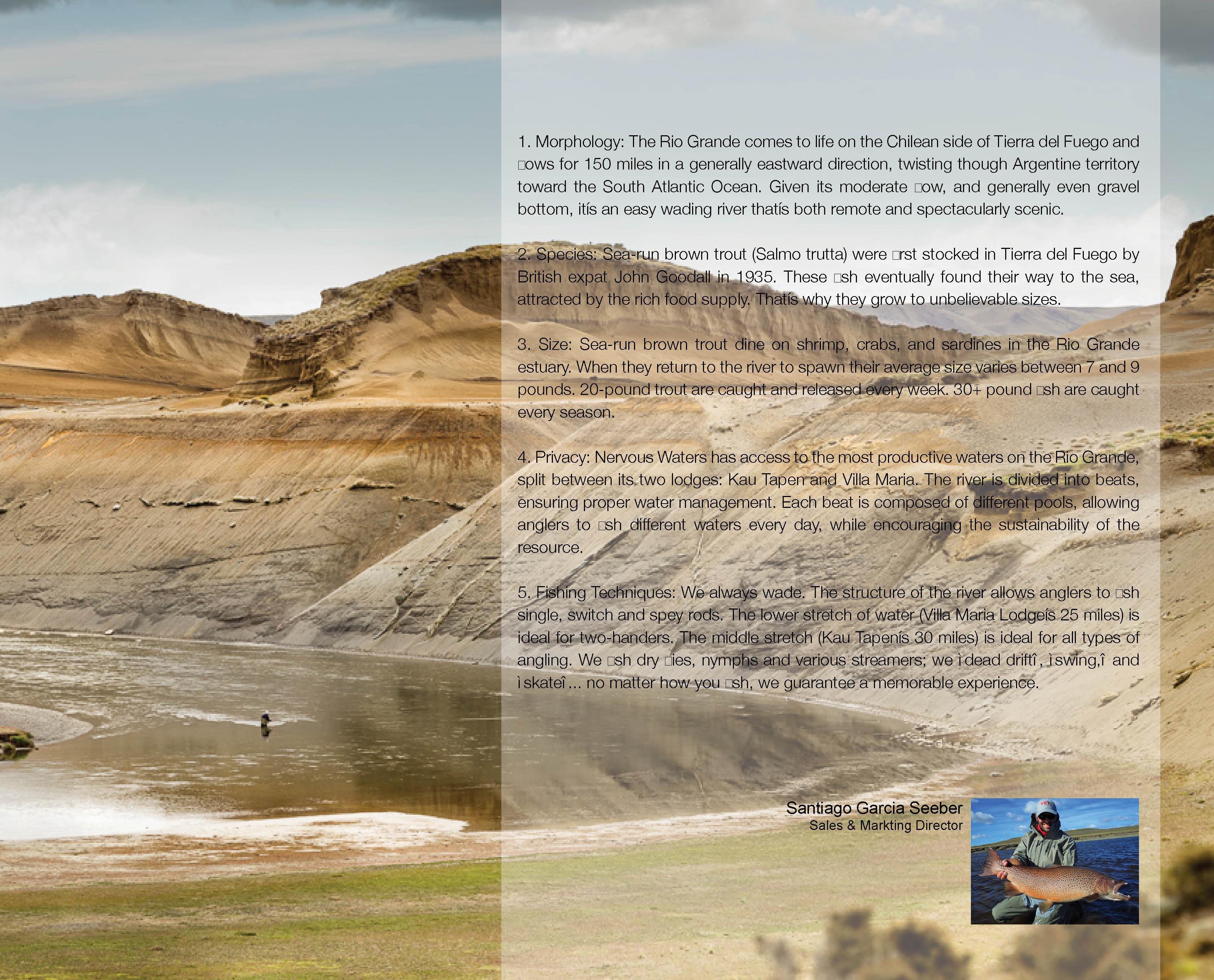 Brochure Nervous Waters - Futa Lodge